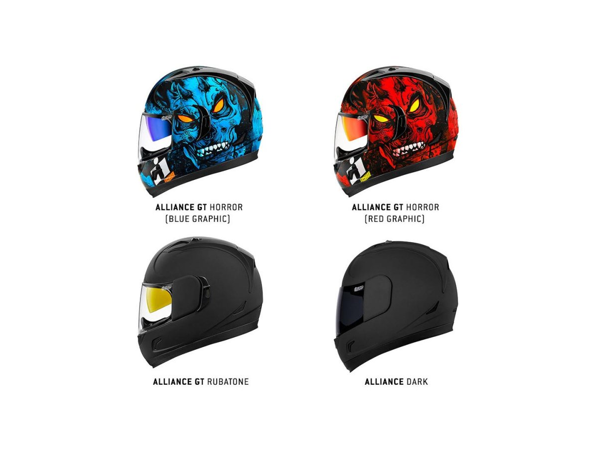 ICON Recalls Alliance & Alliance GT Helmets